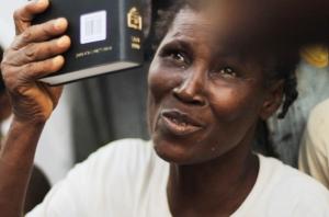 Bibles for Haiti