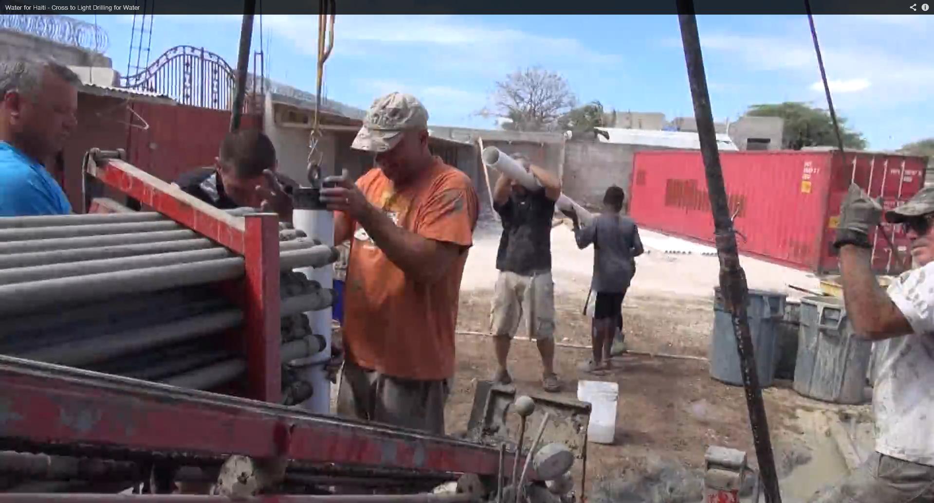 water-haiti-video