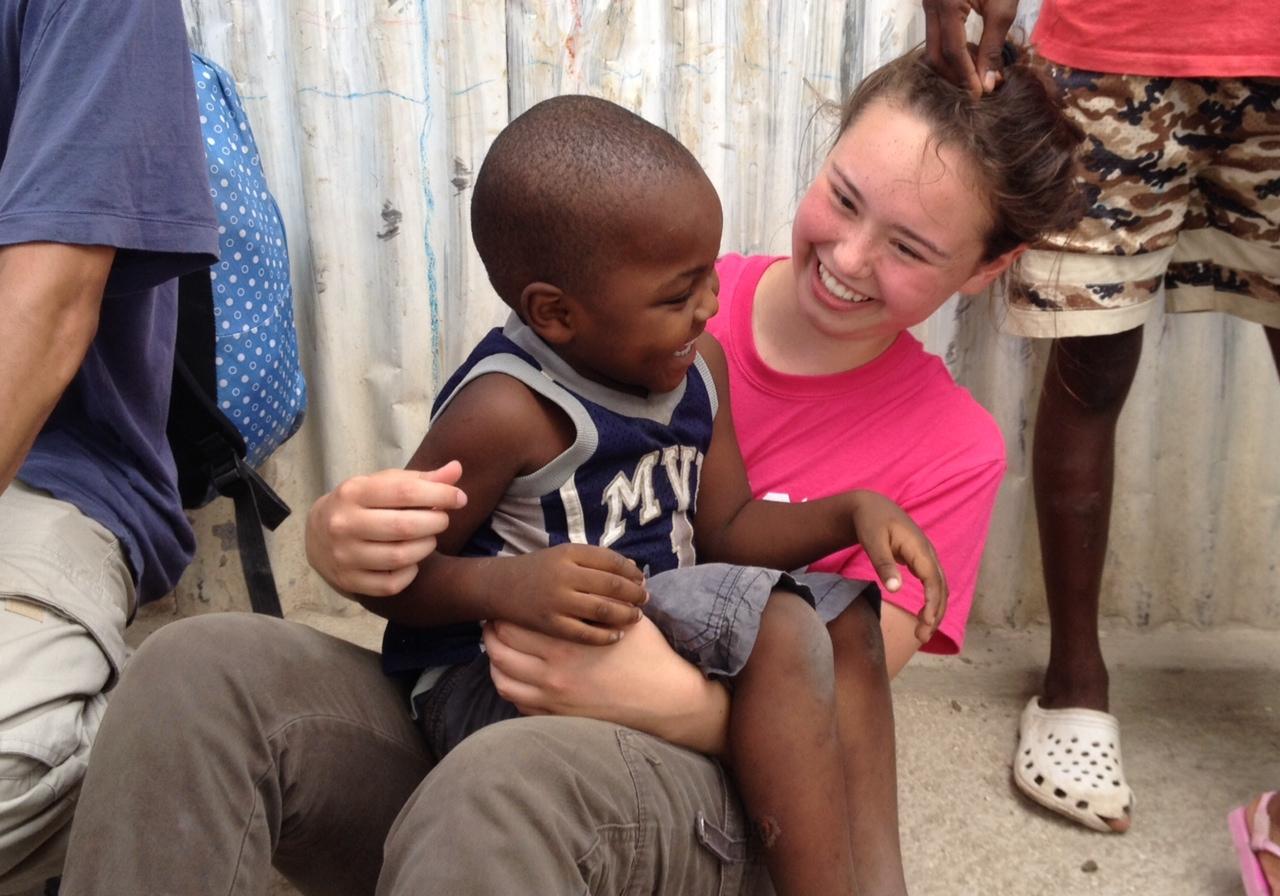 haiti children