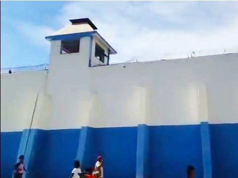 haiti-prison ministry