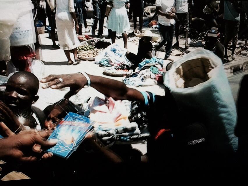 haiti bibles
