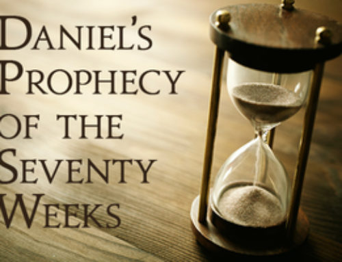 Why the 70 Weeks of Daniel is Important