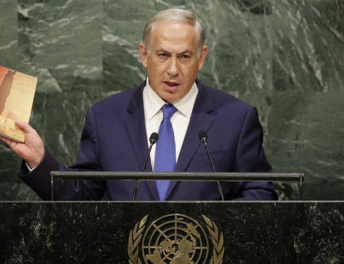 Benjamin Netanyahu Speech Video at UN