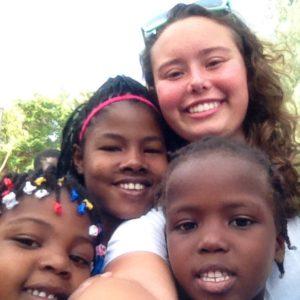 teen summer haiti