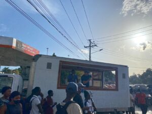 Cross to Light Evangelism Mobile Unit